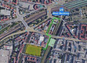 Johann Hoffmann Platz Ultimate Frisbee Training Wien